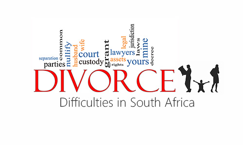 Divorce Difficulties in South Africa