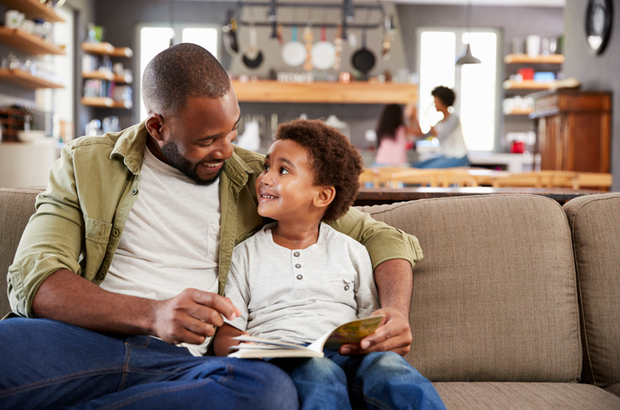 5 tips to win at reading to your children
